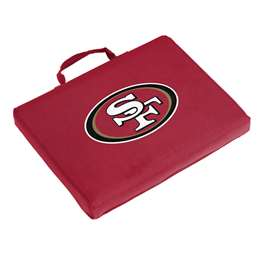 San Francisco 49ers Bleacher Cushion Stadium Seat