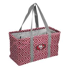 San Francisco 49ers  Picnic Caddy Double Diamond