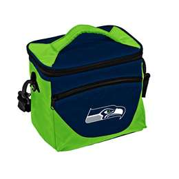 Seattle Seahawks Halftime Lunch Bag 9 Can Cooler
