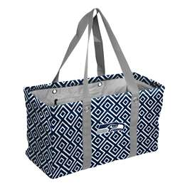 Seattle Seahawks  Picnic Caddy Double Diamond