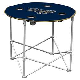 Los Angeles Rams  Round Folding Tailgate Table