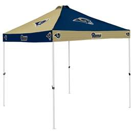 Los Angeles Rams  9 ft X 9 ft Tailgate Canopy Shelter Tent