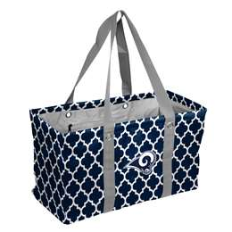 Los Angeles RamsCrosshatch Picnic Tailgate Caddy Tote Bag