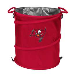 Tampa Bay Buccaneers  Collapsible 3-IN-1 Cooler Hamper Trash Can