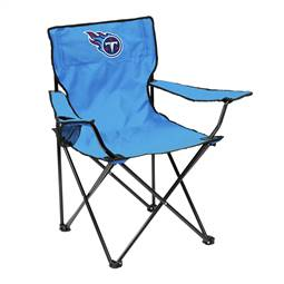 Tennessee Titans Quad Folding Chair with Carry Bag