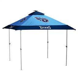 Tennessee Titans 10 X 10 Pagoda Canopy Tailgate Tent