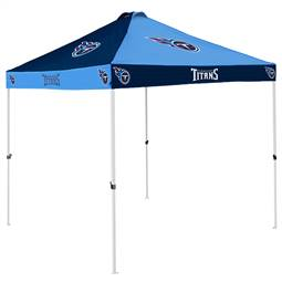 Tennessee Titans 9 X 9 Checkerboard Canopy - Tailgate Tent
