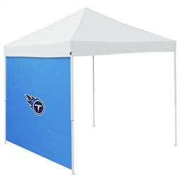Tennessee Titans  Side Wall for 9 X 9 Canopy
