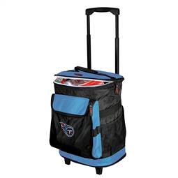 Tennessee Titans  48 Can Rolling Cooler