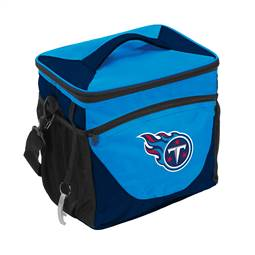 Tennessee Titans  24 Can Cooler
