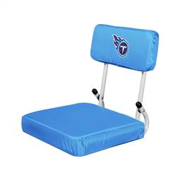 Tennessee Titans  Hard Back Stadium Seat