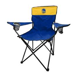 Golden State Warriors Legacy Folding Chair with Carry Bag