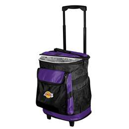 Los Angeles Lakers Rolling Cooler