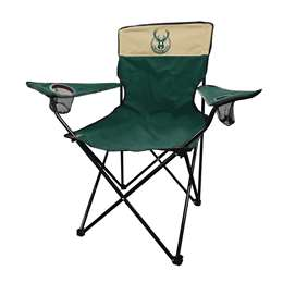Milwaukee Bucks Legacy Folding Chair with Carry Bag