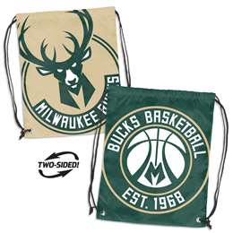 Milwaukee Bucks Doubleheader Back Sack