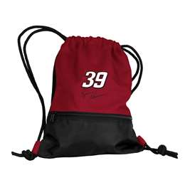 Ryan Newman 39  String Pack Tote Bag Backpack Carry Case