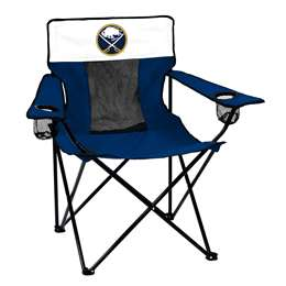 Buffalo Sabres Elite Folding Chair with Carry Bag