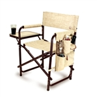 Folding Sports Chair with Side Table