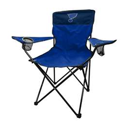 St. Louis Blues Legacy Folding Chair with Carry Bag