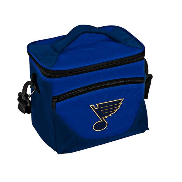 St. Louis Blues  Halftime Lunch Cooler Box Bag Pail