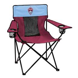 Colorado Rapids Deluxe Elite Chair Folding Tailgate Camping Chairs