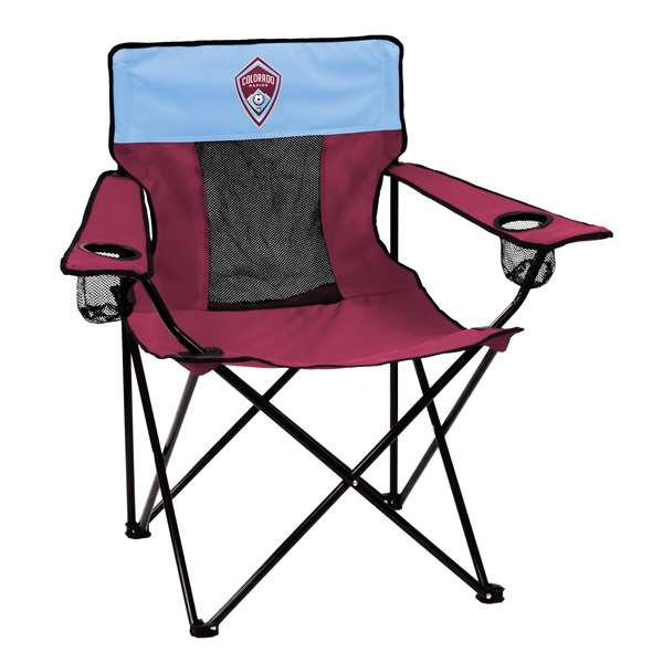Colorado Rapids Elite Folding Chair with Carry Bag