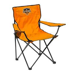 Houston Dynamo Quad Chair Adult Folding Chair