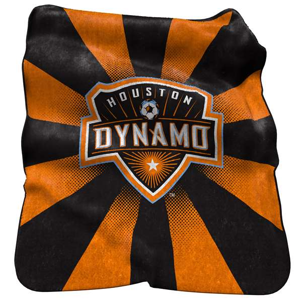 Houston Dynamo Raschel Throw