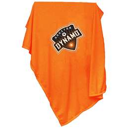 Houston Dynamo Sweatshirt Blanket 84 x 307