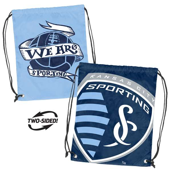 Sporting Kansas City Doubleheader Backsack