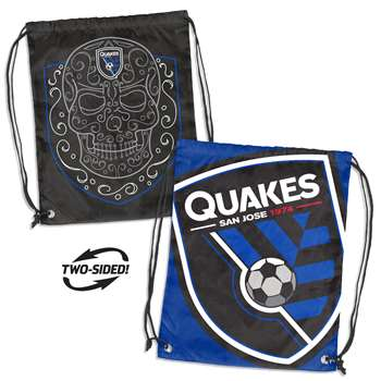 San Jose Earthquake Doubleheader Backsack