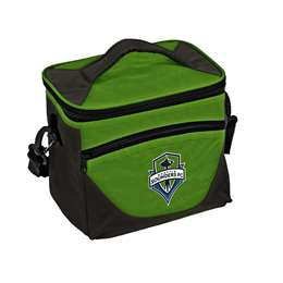 Seattle Sounders Halftime Lunch Pail Cooler Box