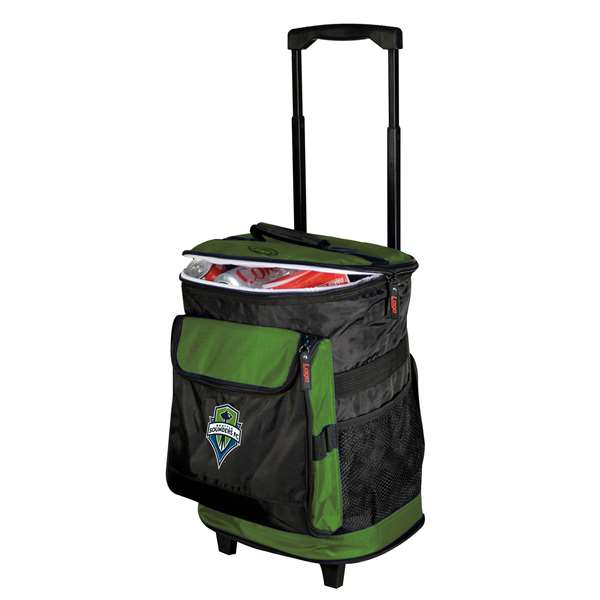 Seattle Sounders Rolling Cooler
