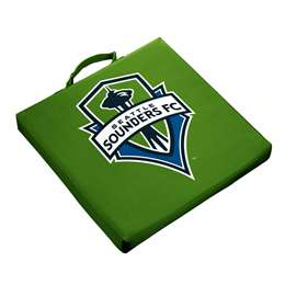 Seattle Sounders Stadium Cushion