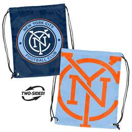 NYC New York City Futbol Club Doubleheader Back Sack
