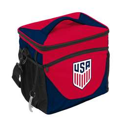 USSF 24 Can Cooler
