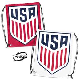 USSF United States Soccer Federation Doubleheader Back Sack