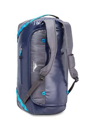 High Sierra 24 inch Duffel Bag TRUE NAVY/MERCURY/POOL