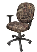Office Solutions Mossy Oak Desk Chair - Home Office Chair