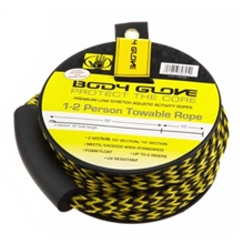 Body Glove 1-2 Person Towable Rope Tow Rope