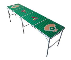 St. Louis Cardinals MLB Folding Tailgate Table 2X8 Ft Picnic Card Table