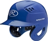 Rawlings Clear Coat High School-College Sized CoolFlo Batting Helmet Royal Blue