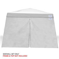 Caravan Canopy 12x12  V-Series 2 Sidewall Kit