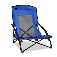 Caravan Compact Chair Blue