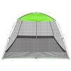 Caravan Canopy 10x10 Screen House Shelter Lime Green