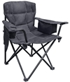 Caravan Elite Cooler Quad Chair Red