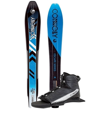 Big Daddy with Nova Bindings Connelly  Slalom Water Ski