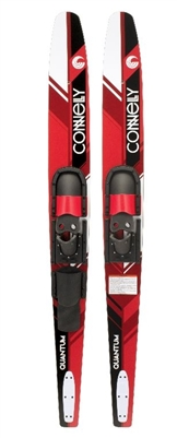Quantum Slide Adjustable Bindings 2018 Model Connelly  Combo Water Skis