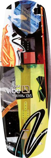 Connelly CWB Vibe 136 cm  Wakeboard