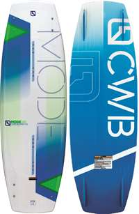Connelly CWB MODE Wakeboard 141 cm - Blank with Fin - No  Binding